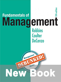 Fundamentals of Management cover