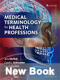 Medical Terminology for Health Professionals cover