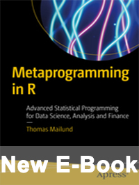 Metaprogramming in R cover