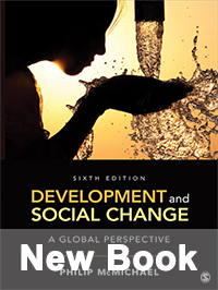 Development and Social Change: A Global Perspective cover