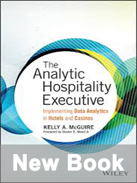 The Analytic Hospitality Executive cover