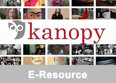 Kanopy Video cover